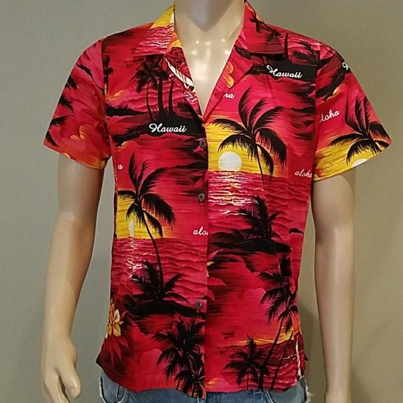 c7e013e1 Royal Ceations Shirts | Vintage Royal Creations Hawaiin Mens Small ...